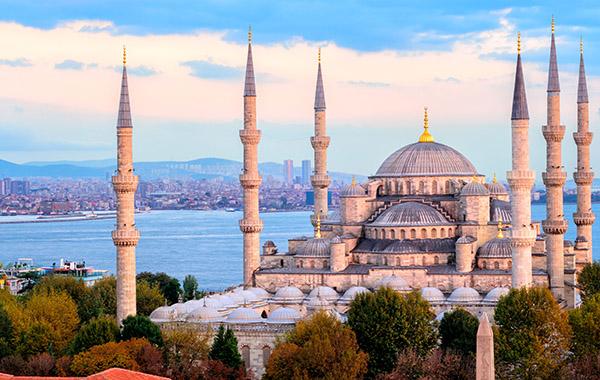 Viajes a Turquía desde 498 €