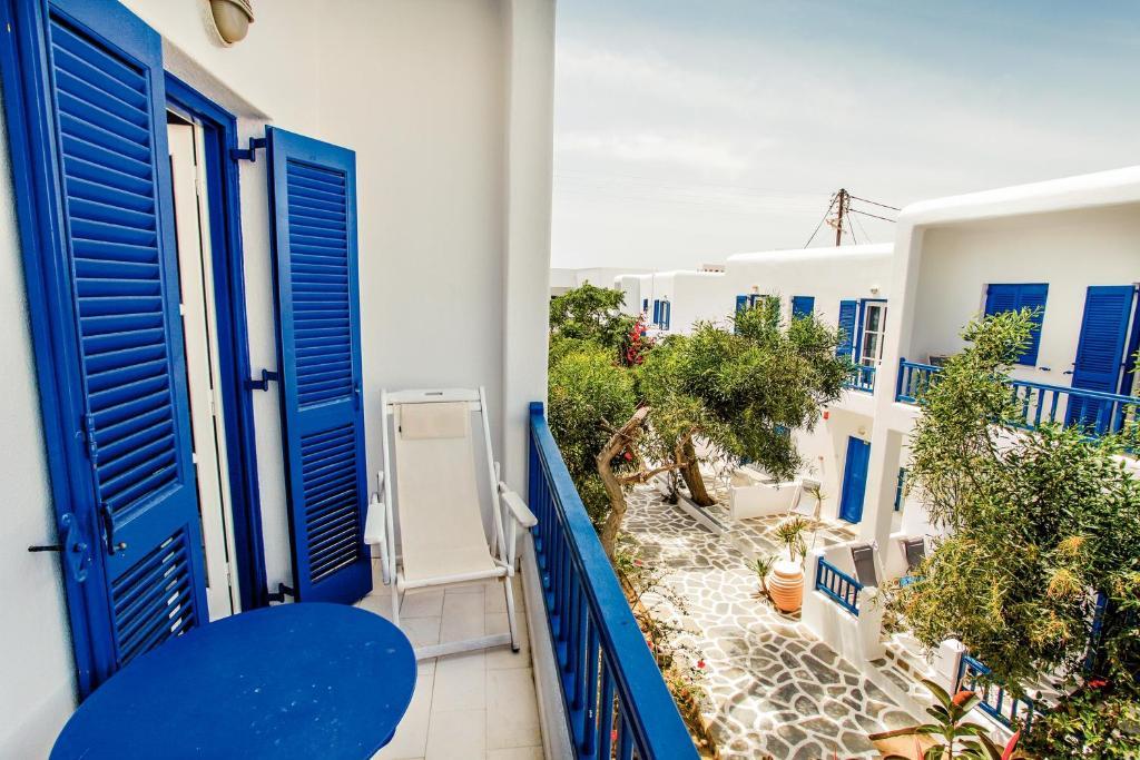 Foto Hotel ACROGIALI BEACH HOTEL