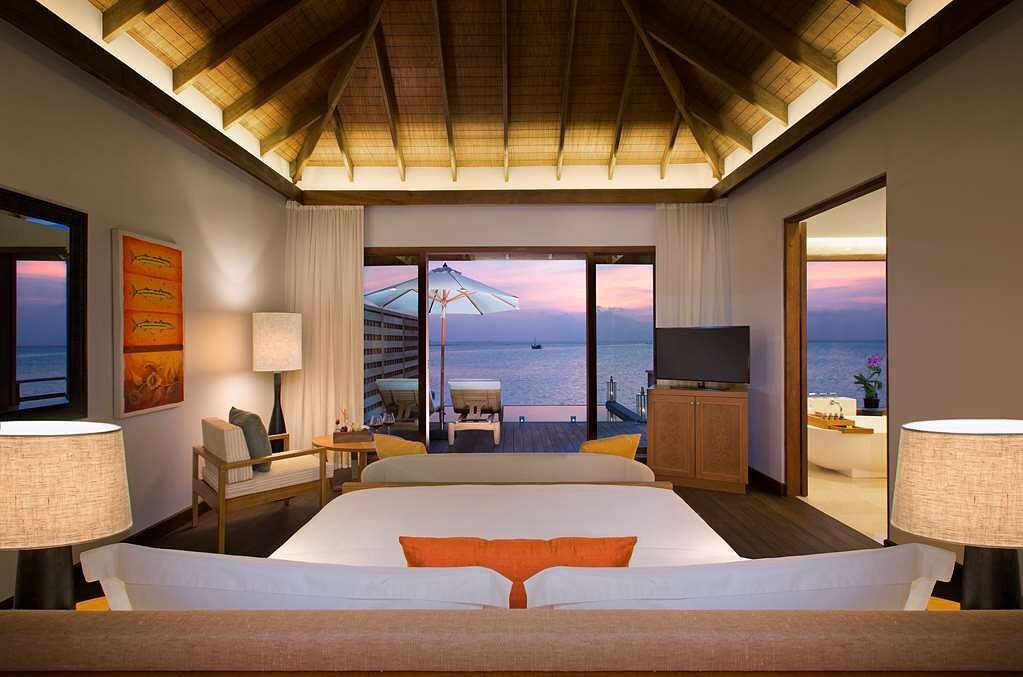 Foto Hotel ANANTARA VELI MALDIVES RESORT