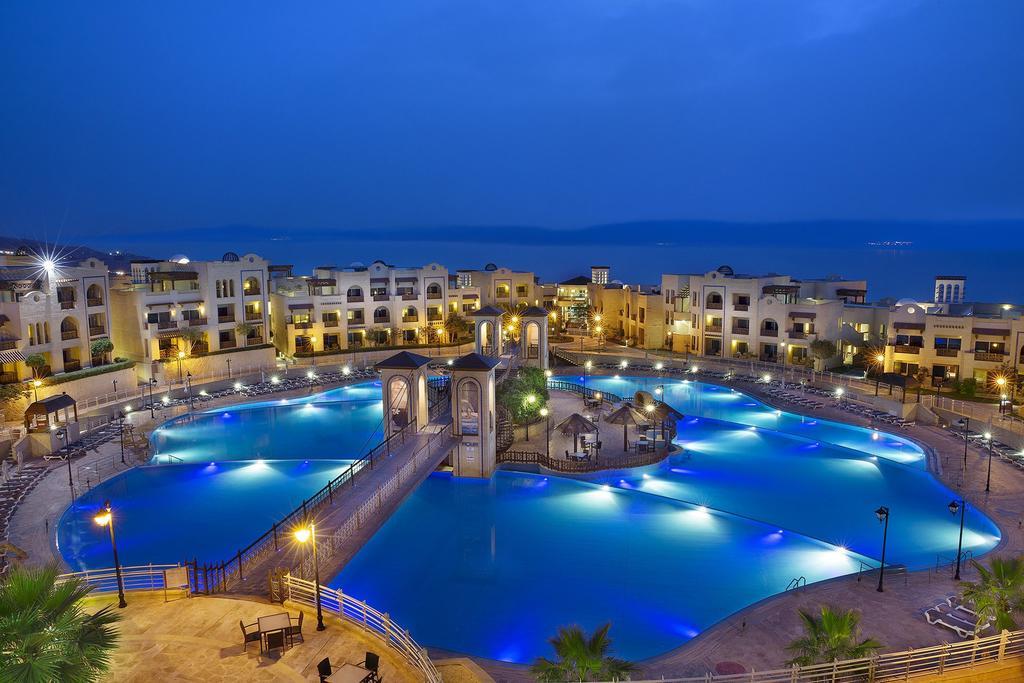 Reserva oferta de viaje o vacaciones en Hotel CROWNE PLAZA MAR MUERTO