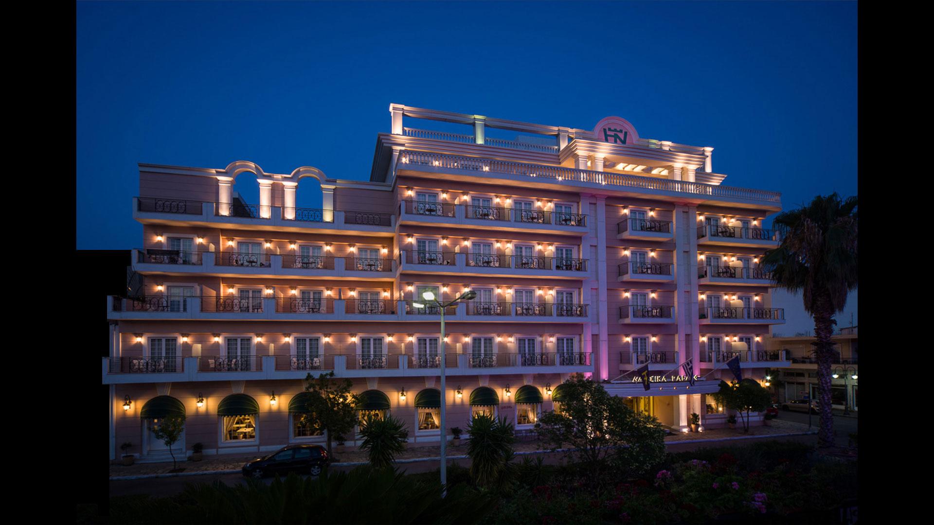 Foto Hotel NAFSIKA PALACE