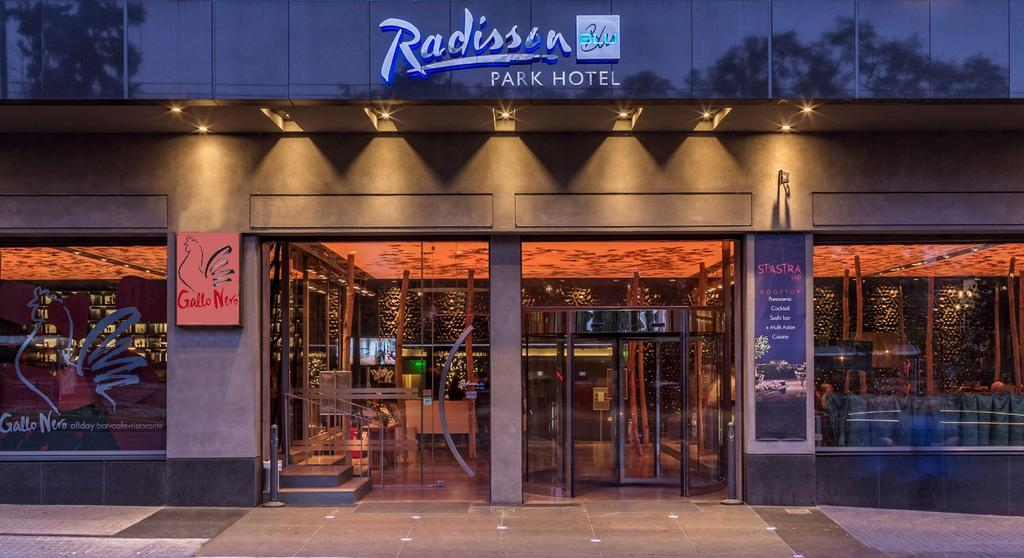 Foto Hotel RADISSON BLU PARK HOTEL ATHENS