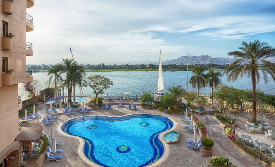 Reserva oferta de viaje o vacaciones en Hotel STEIGENBERGER NILE PALACE