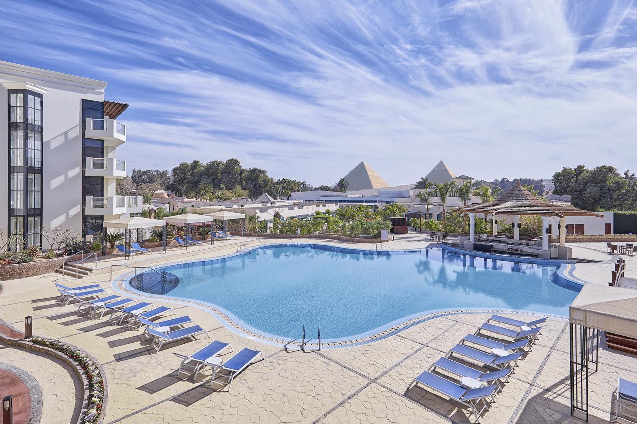 Foto Hotel STEIGENBERGER PYRAMIDS CAIRO