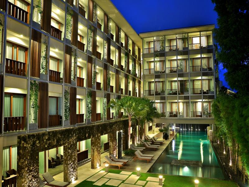 Foto Hotel THE HAVEN BALI SEMINYAK HOTEL (THE HAVEN ROOM)